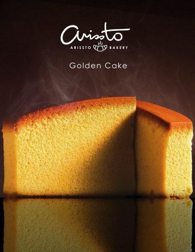 经典法式牛油蛋糕